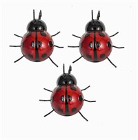 Ladybird Small Pot Hanger, set of 3