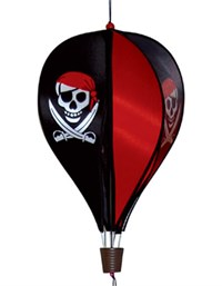 Hot Air Balloon Spinner, Pirate