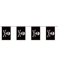 Pirate Bunting - 9 metres