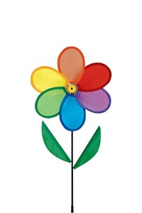 Mini Flower Spinner, rainbow