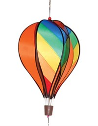 Hot Air Balloon Spinner, Sunburst