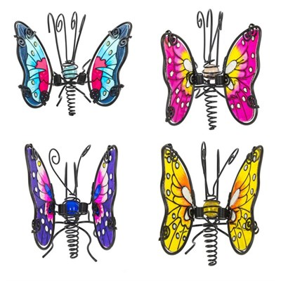 Pot Hangers Mixed Set - Butterflies