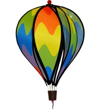 Hot Air Balloon Spinner, Wave