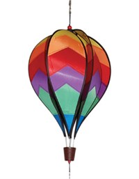 Hot Air Balloon Spinner, Spectrum