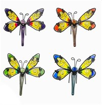 Pot Hangers Mixed Set - Dragonflies