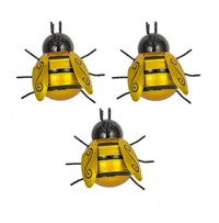 Bee Pot Hangers, set of 3