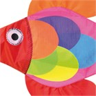 Neon Fish Windsock, red